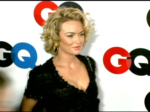 Kelly Carlson at the GQ's 2005 'Men of the Year' Celebration at Mr Chow Beverly Hills in Beverly Hills California on December 2 2005
