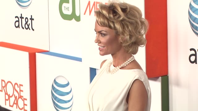 Kelly Carlson at the 'Melrose Place' Premiere Party at West Hollywood CA