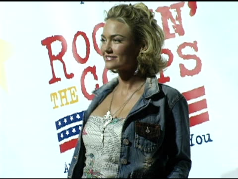 Kelly Carlson at the Rockin' the Corp An American Thank You Celebration Concert For US Marines at Camp Pendelton Marine Base in Oceanside California...