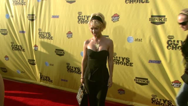 Kelly Carlson at the Spike TV's Guys' Choice Awards at Radford Studios in Los Angeles California on June 10 2007