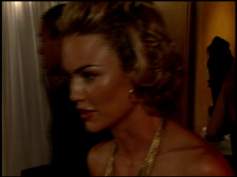 Kelly Carlson at the XBox 360 at the Extra Emmy Lounge at the Le Merridien Hotel in Beverly Hills California on September 15 2005