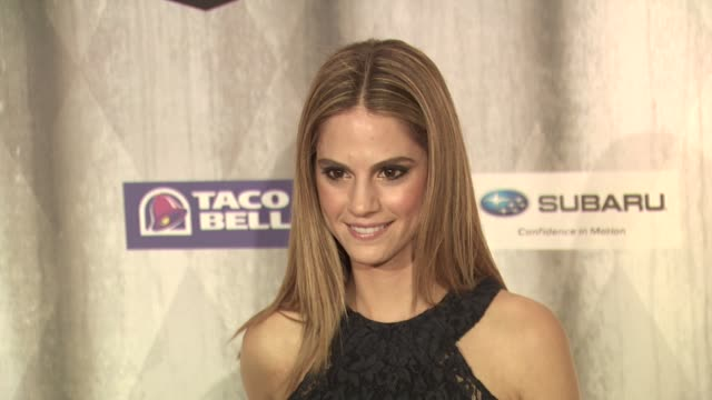 kelly kruger at the spike tv's 'scream awards at universal city ca - universal city stock videos & royalty-free footage