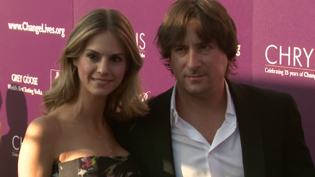 kelly kruger rob weiss at the 8th annual chrysalis butterfly ball at los angeles ca - weiß stock videos & royalty-free footage