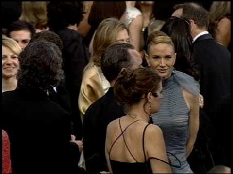kelly lynch at the 2004 academy awards arrivals at the kodak theatre in hollywood, california on february 29, 2004. - kelly lynch stock videos & royalty-free footage