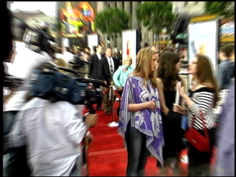 kelly lynch at the 'charlie's angels: full throttle' premiere at grauman's chinese theatre in hollywood, california on june 18, 2003. - kelly lynch stock videos & royalty-free footage