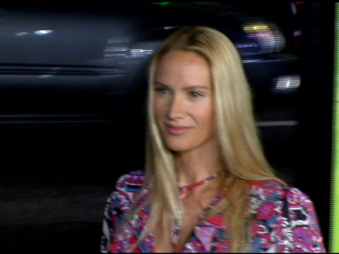 kelly lynch at the 'domino' los angeles premiere at grauman's chinese theatre in hollywood, california on october 11, 2005. - kelly lynch stock videos & royalty-free footage