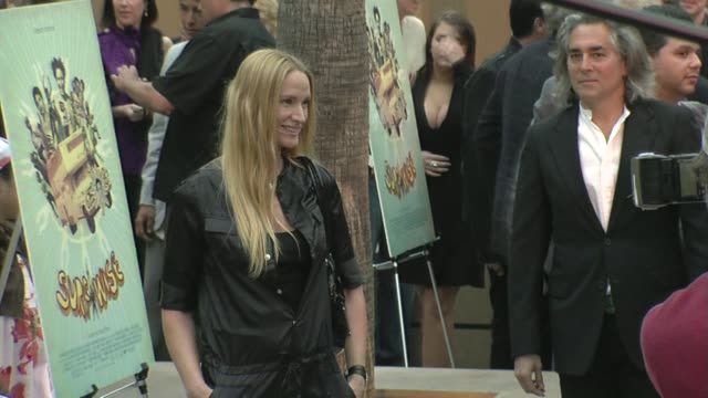 kelly lynch at the 'surfwise' premiere at the egyptian theatre in hollywood, california on may 7, 2008. - kelly lynch stock videos & royalty-free footage