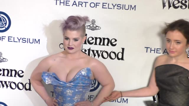 Kelly Osbourne at The Art of Elysium's 9th Annual HEAVEN Gala at 3LABS in Culver City at Celebrity Sightings in Los Angeles on January 09 2016 in Los...