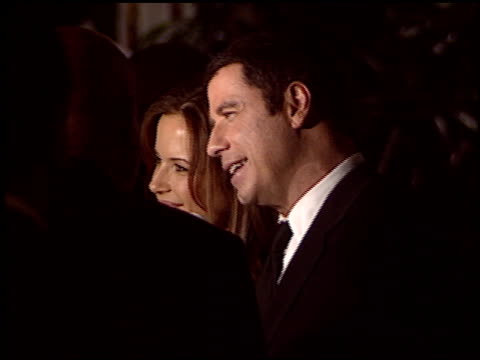 kelly preston at the hollywood film festival awards at the beverly hilton in beverly hills california on october 18 2004 - kelly preston stock-videos und b-roll-filmmaterial