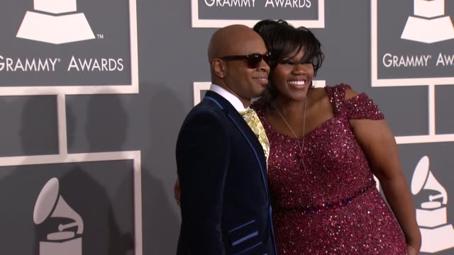 Kelly Price at 54th Annual GRAMMY Awards Arrivals on 2/12/12 in Los Angeles CA