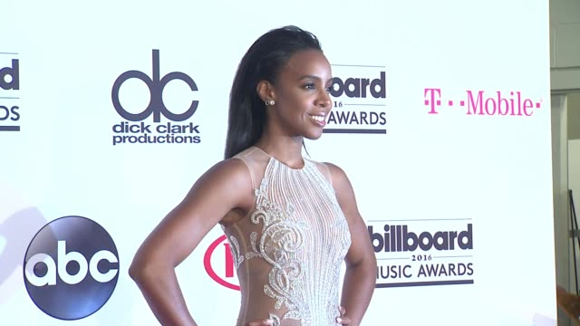stockvideo's en b-roll-footage met kelly rowland at 2016 billboard music awards - press room at t-mobile arena on may 22, 2016 in las vegas, nevada. - kelly rowland