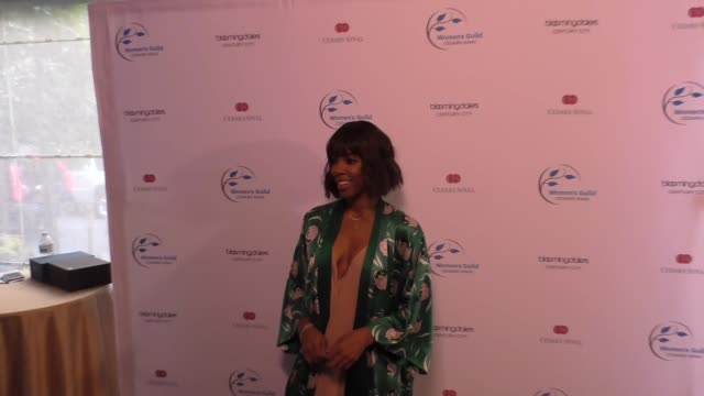 kelly rowland at the 2017 women's guild cedars-sinai annual spring luncheon at the beverly wilshire four seasons hotel on april 21, 2017 in beverly... - four seasons hotel stock videos & royalty-free footage
