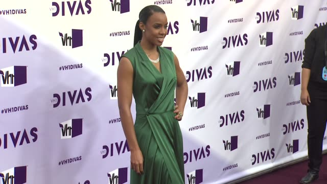 kelly rowland at vh1 divas 2012 on in los angeles ca - vh1 divas stock videos and b-roll footage
