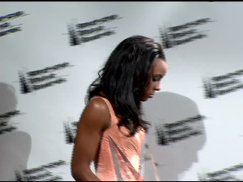 kelly rowland of destiny's child at the 2005 american music awards press room at the shrine auditorium in los angeles, california on november 22,... - destiny's child stock videos & royalty-free footage