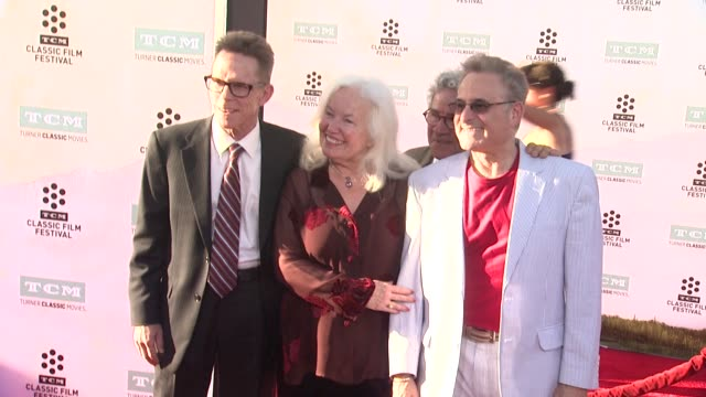 kelly ward barry pearl michael tucci jamie donnelly at the 50th anniversary screening of the sound of music at tcl chinese theatre imax on march 26... - tcl chinese theatre stock videos & royalty-free footage