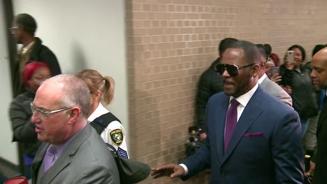 kelly was back in court for a hearing at the richard j. daley center on march 13 for the child support problems that landed him in jail the week... - r. kelly stock videos & royalty-free footage