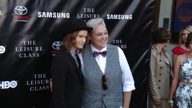 Kelsey Grace Chavarria and AB Farrelly at Matt Damon Ben Affleck Adaptive Studios And HBO Present The Project Greenlight Season 4 Winning Film The...