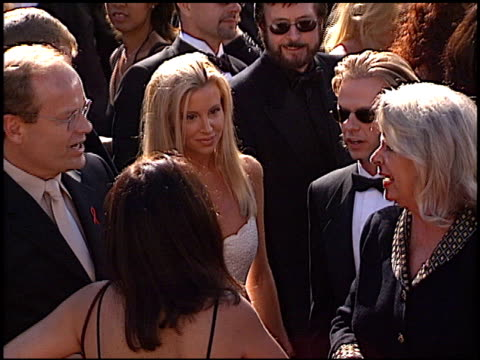 Kelsey Grammer at the 1999 Emmy Awards at the Shrine Auditorium in Los Angeles California on September 12 1999