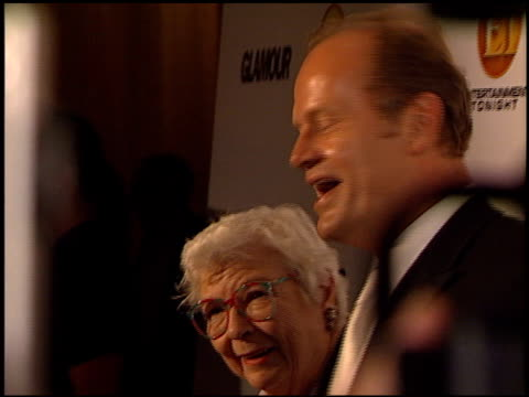 kelsey grammer at the 2002 entertainment tonight emmy party at the mondrian hotel in west hollywood, california on september 22, 2002. - モンドリアンホテル点の映像素材/bロール