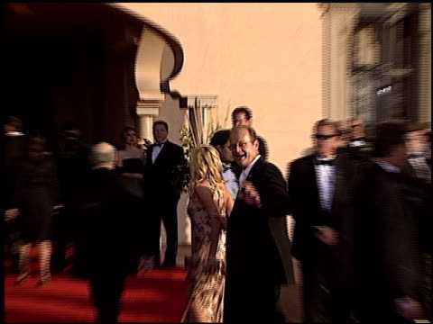kelsey grammer at the 2003 screen actors guild sag awards at the shrine auditorium in los angeles, california on march 9, 2003. - shrine auditorium stock videos & royalty-free footage