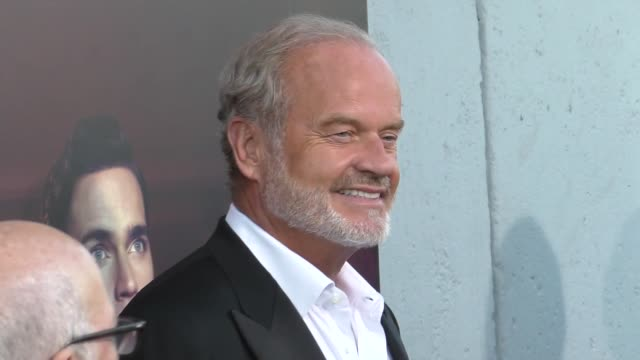 Kelsey Grammer at the Amazon Original Series 'The Last Tycoon' Premiere at the Harmony Gold Preview House and Theater on July 27 2017 in Hollywood...