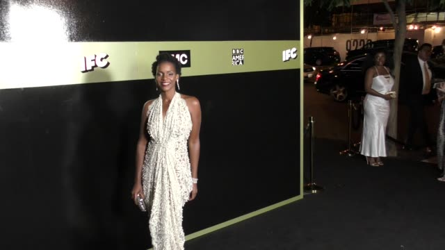 vídeos y material grabado en eventos de stock de kelsey scott at the amc networks 69th primetime emmy awards afterparty on september 17 2017 in west hollywood california - fiesta posterior