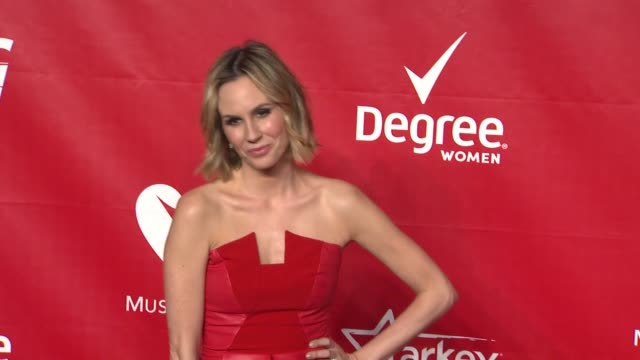 keltie knight at 2014 musicares person of the year honoring carole king at los angeles convention center on in los angeles california - musicares foundation stock videos & royalty-free footage