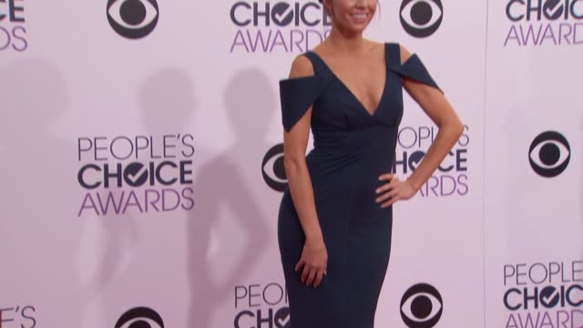 Keltie Knight at People's Choice Awards 2015 in Los Angeles CA
