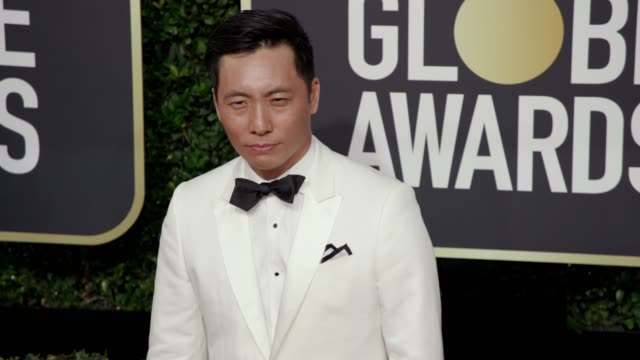 Kelvin Yu at the 75th Annual Golden Globe Awards at The Beverly Hilton Hotel on January 07 2018 in Beverly Hills California