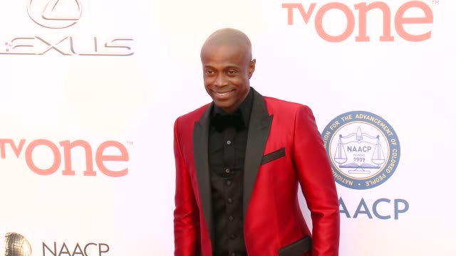 stockvideo's en b-roll-footage met kem at the 46th annual naacp image awards arrivals at pasadena civic auditorium on february 06 2015 in pasadena california - pasadena civic auditorium