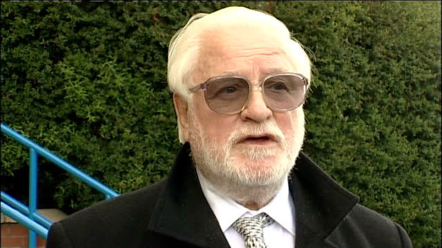 Leeds Elland Road EXT Ken Bates interview SOT Claims extraordinary decision/Denies taking too long and delaying the tribunal blames the FA and...