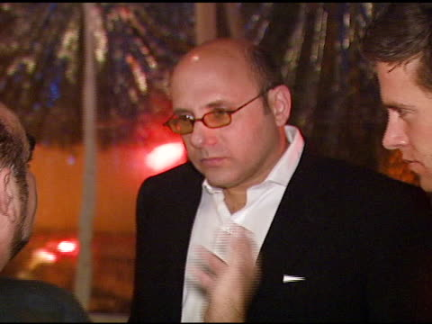 ken davitian and willie garson at the grey goose vodka unveiling of its new customized rolls-royce phantom on january 11, 2007. - ウィリー ガーソン点の映像素材/bロール