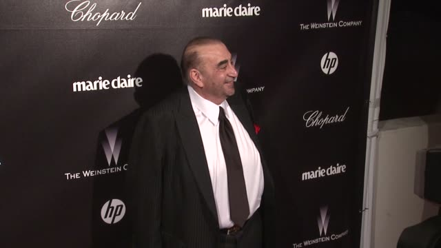 Ken Davitian at The Weinstein Company Golden Globe AfterParty at The Beverly Hilton Hotel on 1/15/12 in Los Angeles CA