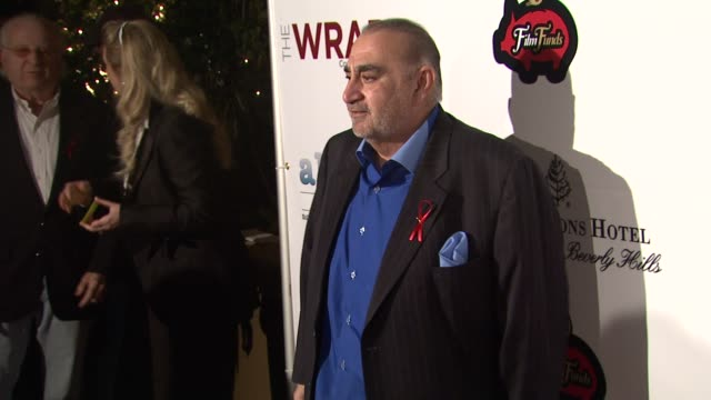 ken davitian at thewrap.com pre-oscar party on 2/22/2012 in beverly hills, ca. - oscar party stock videos & royalty-free footage