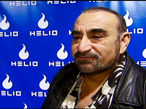 ken davitian on the event wedding wishes for tom cruise and katie holmes at the helio drift launch on november 13 2006 - katie holmes stock videos and b-roll footage