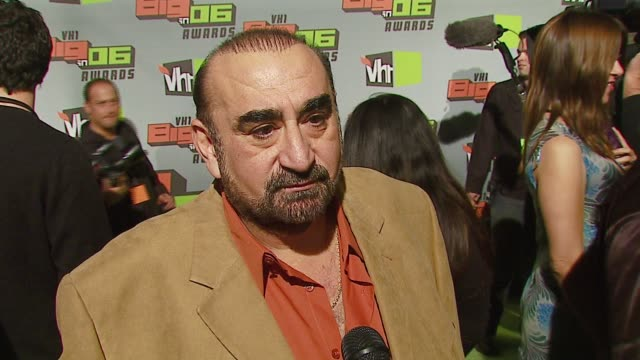 ken davitian on the success of 'borat' what's next for him how he auditioned for the film and he wishes viewers a 'happy new year' in kazack at the... - borat sagdiyev stock-videos und b-roll-filmmaterial