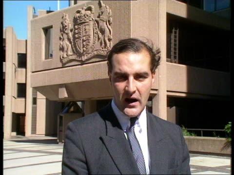 vidéos et rushes de ken dodd tax fraud trial ken dodd tax fraud trial cms glen o'glaza i/c sof - ken dodd
