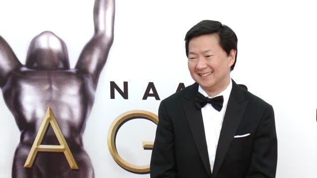 Ken Jeong at 47th Annual NAACP Image Awards at Pasadena Civic Auditorium on February 05 2016 in Pasadena California