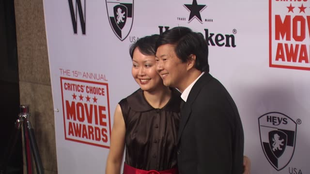 Ken Jeong at the 15th Annual Critics' Choice Movie Awards AfterParty at Hollywood CA