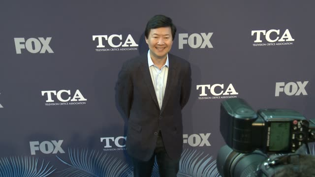 Ken Jeong at the FOX Summer TCA 2018 AllStar Party at Soho House on August 02 2018 in West Hollywood California