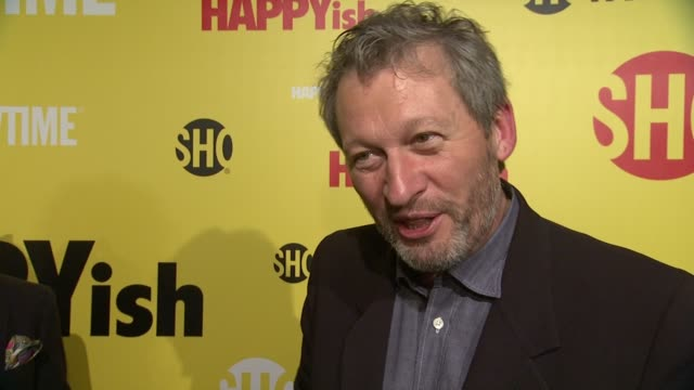 INTERVIEW Ken Kwapis talks about what to expect from HAPPYish at The SHOWTIME Premiere Of The Original Comedy Series HAPPYish at Sunshine Cinema on...