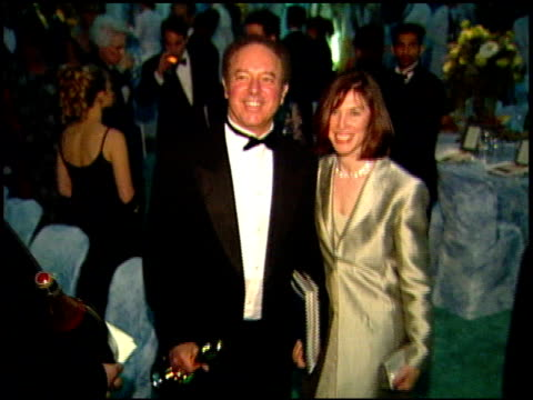 ken lipper at the 1999 academy awards governor's ball at the shrine auditorium in los angeles, california on march 21, 1999. - 71st annual academy awards stock videos & royalty-free footage