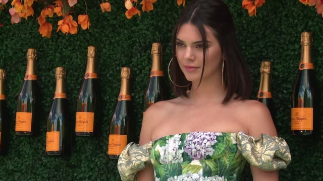 872cff130c43 Kendall Jenner at TenthAnnual Veuve Clicquot Polo Classic at Liberty State  Park on June 03 2017