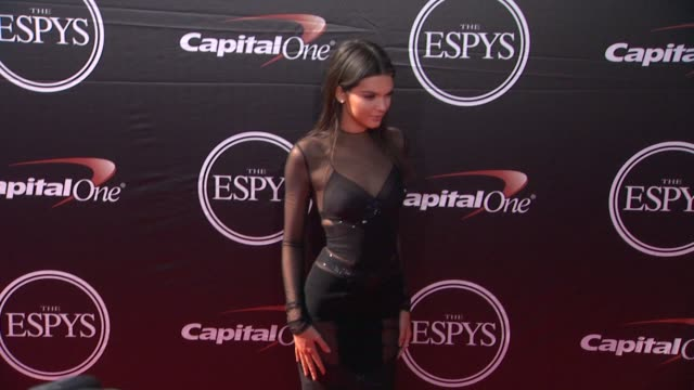 Kendall Jenner at The 2015 ESPYS at Microsoft Theater on July 15 2015 in Los Angeles California