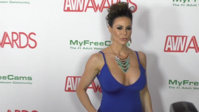 Kendra Lust at the 2017 AVN Awards Nomination Party at Avalon Nightclub on November 17 2016 in Hollywood California