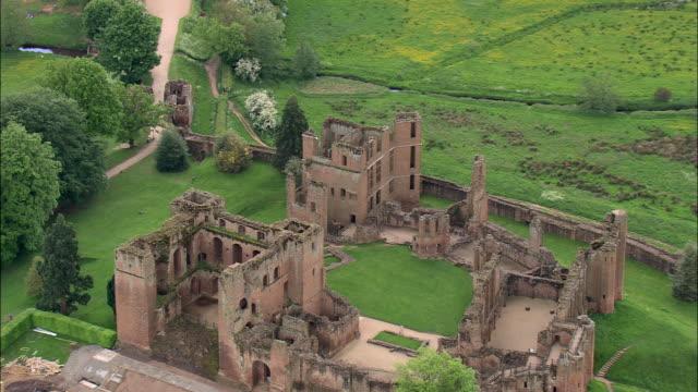 vídeos y material grabado en eventos de stock de kenilworth castle - castillo kenilworth