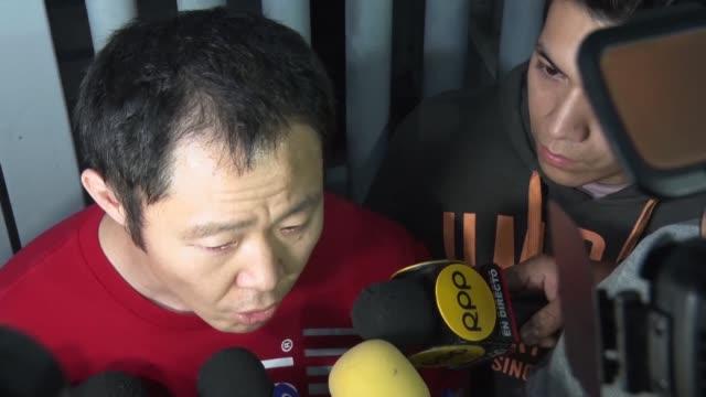 Kenji Fujimori the son of ex president Alberto Fujimori admits he was devastated by a Peruvian court's decision to annul Fujimori's pardon for crimes...