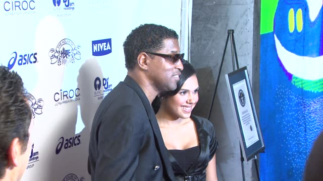 Kenneth 'Babyface' Edmonds at the NIVEA at the Island Def Jam 2009 GRAMMY's After Party at Los Angeles CA