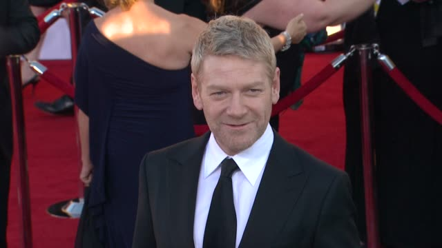 Kenneth Branagh at 18th Annual Screen Actors Guild Awards Arrivals on 1/29/12 in Los Angeles CA