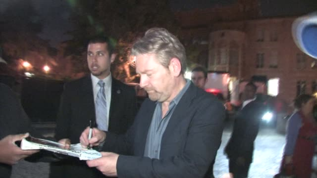 Kenneth Branagh at the 21st Annual Simply Shakespeare Fundraiser in Westwood on 5/9/2011